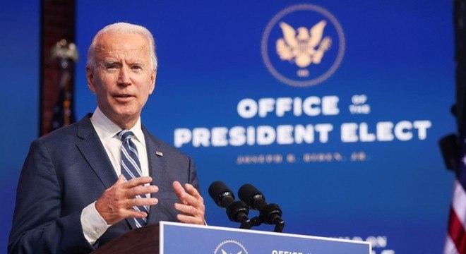 Joe Biden criticou Trump e republicanos nesta terça-feira