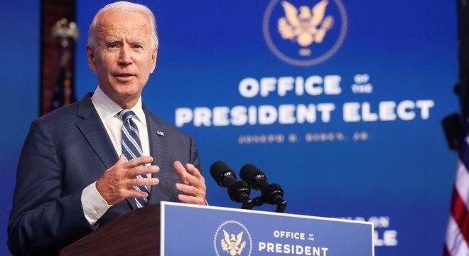 Joe Biden diz que nomeou pessoas com 'profunda experiência governamental'