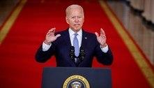 Biden diz que decisão era deixar Afeganistão ou seguir em guerra