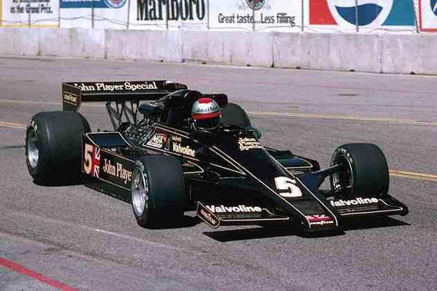 EUA - Mario Andretti - GP da Holanda 1978.