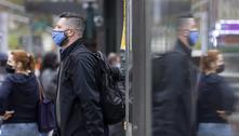 EUA não recomendam uso de máscara para pessoas vacinadas