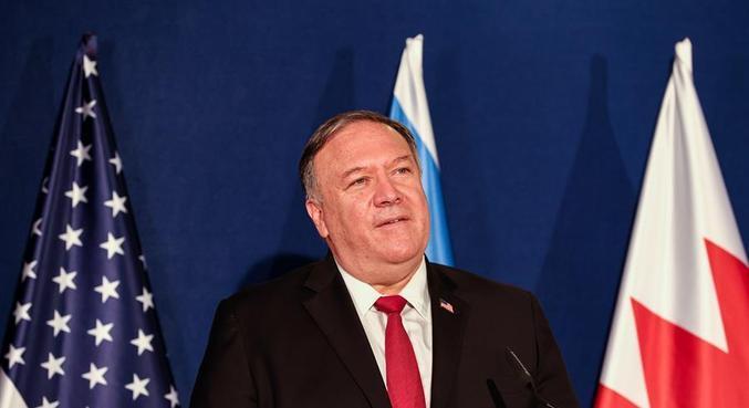 Pompeo acusou Cuba de 'patrocinar terrorismo'