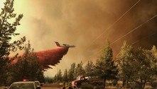 Incêndio no oeste do Canadá força milhares a deixar suas casas