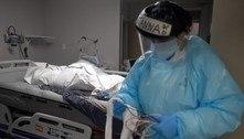 EUA registram pela 1ª vez 4,4 mil mortes por covid-19 em 24 horas