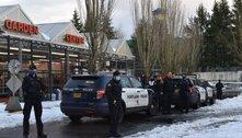 EUA: Polícia é chamada para guardar comida descartada