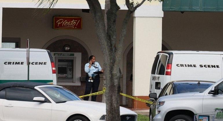 Incidente em supermercado amplia série de tiroteios no estado norte-americano
