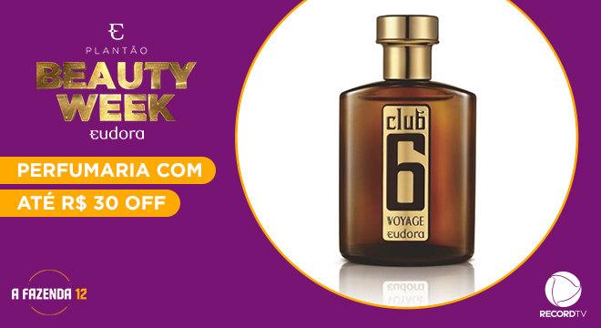 Ofertas exclusivas da Beauty Week Eudora
