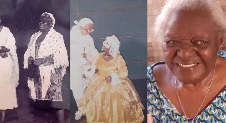 Aos 70, Eunice de Paula se tornou atriz. Aos 92, redescobriu a beleza através da maquiagem