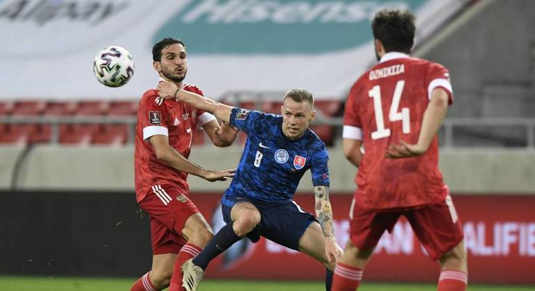 A Rússia permitira a entrada de torcedores estrangeiros no país para os jogos da Euro