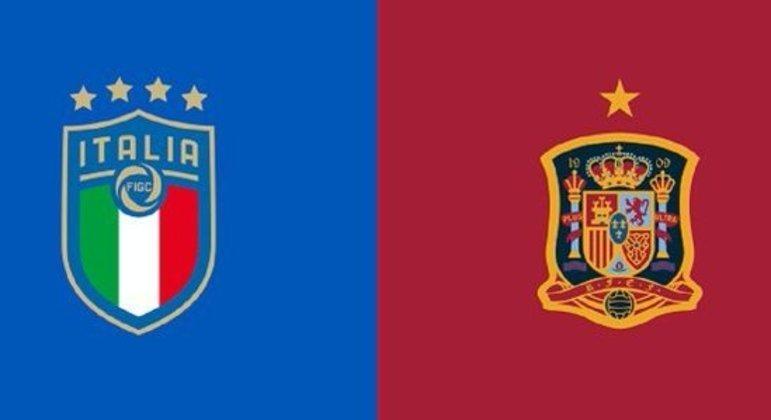 Itália e Espanha, as adversárias do dia 6