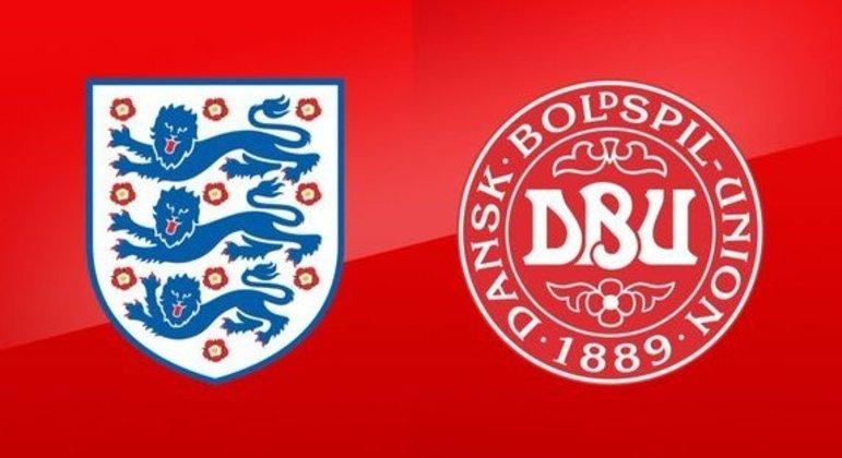 Inglaterra e Dinamarca, as adversárias do dia 7