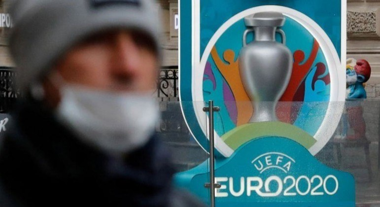 Na Euro2020, a ameaça da pandemia