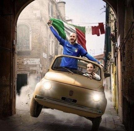Eurocopa: os melhores memes do título da Itália diante da Inglaterra