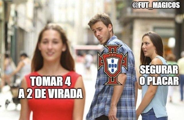 Eurocopa: os memes de Portugal 2 x 4 Alemanha