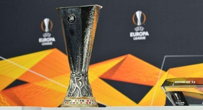 Á taça da Liga Europa