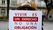 Congresso da Espanha aprova lei que despenaliza eutanásia