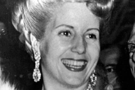 Eva Perón foi pioneira entre mulheres argentinas