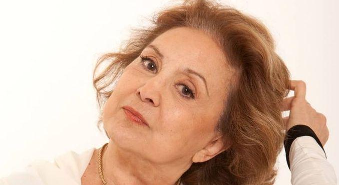 Eva Wilma tem 87 anos