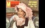 Aos 35 anos, Eva Wilma estampava a capa de uma das edições da revista Manchete