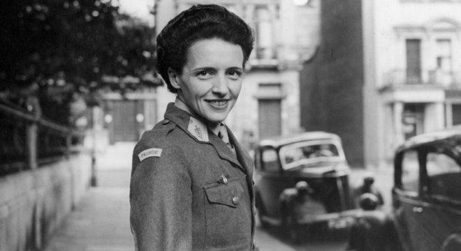 Eve lutou contra o nazismo e foi correspondente de guerra