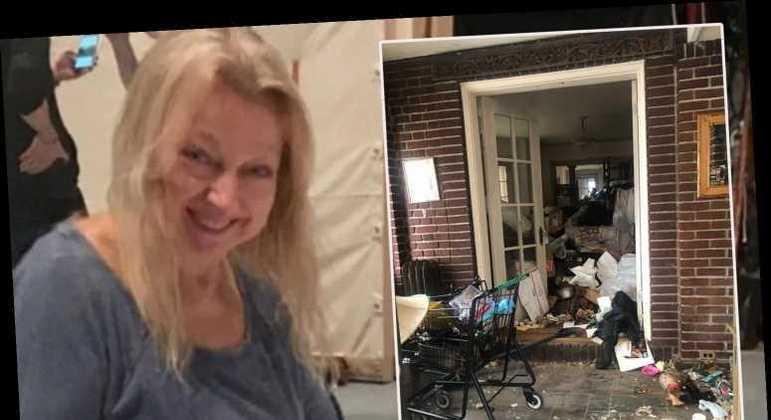 Evelyn Sakash foi encontrada embaixo de muito lixo