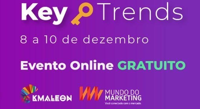 Evento Key Trends 2021 (Foto: Divulgação)