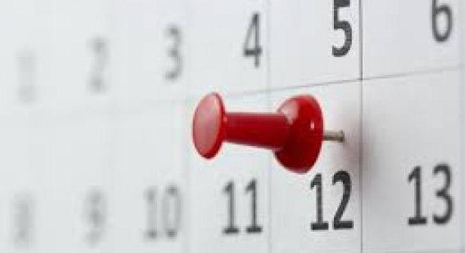Eventos Não Periódicos  Um resumo sobre o que deve ser enviado, prazos e definições