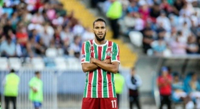 Everaldo - Antofagasta x Fluminense
