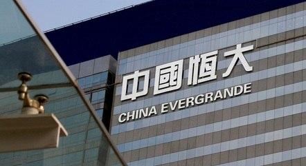 Evergrande tem dívida de R$ 1,6 trilhão