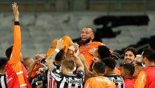 Everson foi espetacular e o Atlético eliminou o Boca da Libertadores