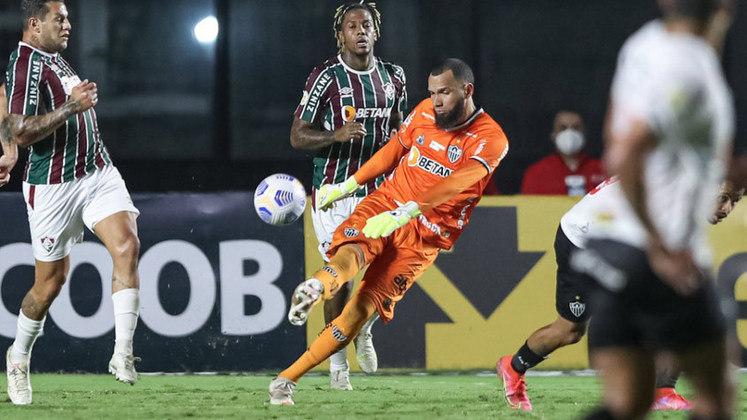Everson - Goleiro - Atlético-MG - Valor segundo o Transfermarkt: 3 milhões de euros (aproximadamente R$ 18,81 milhões)