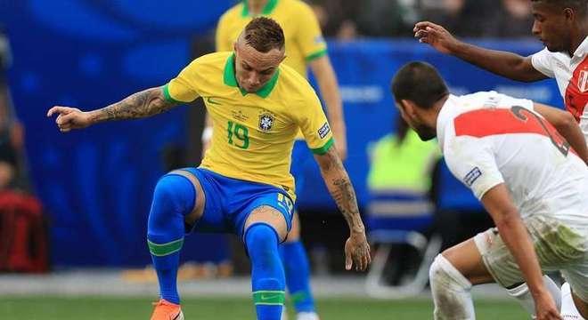 Atacante foi o artilheiro da Copa América