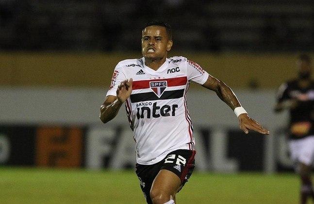 Everton - O atacante marcou um gol na temporada, na vitória por 3 a 1 sobre o Guarani, na última rodada do Paulistão. Hoje, está no Grêmio, após troca com Luciano.