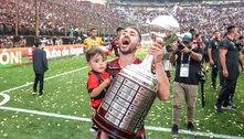 Everton Ribeiro negocia. Acabou a euforia no Flamengo