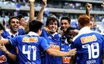 Everton Ribeiro, Goulart, Cruzeiro