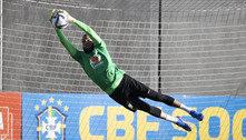 O gandula virou goleiro: Everson se emociona na seleção brasileira