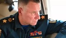 Ministro russo morre tentando salvar pessoa durante treinamento