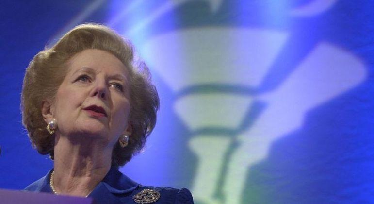 Evidências do eurocepticismo da ex-primeira-ministra do Reino Unido são reveladas em documentos recém-divulgados