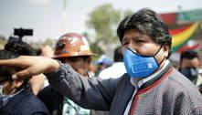 Ex-presidente da Bolívia, Evo Morales está com covid-19