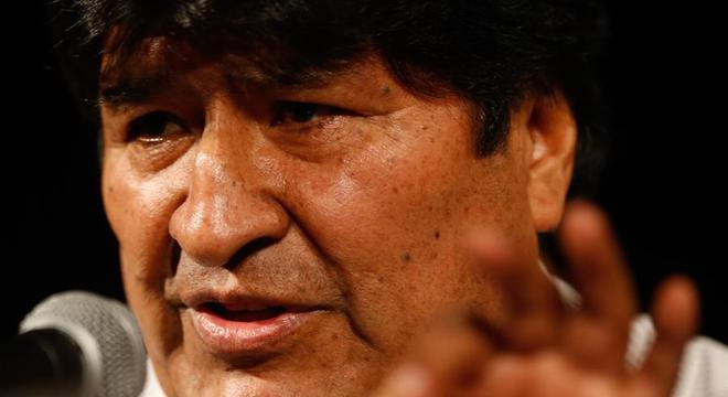 Morales deu entrevista a jornal alemão: 'Ganhamos a eleição no primeiro turno'