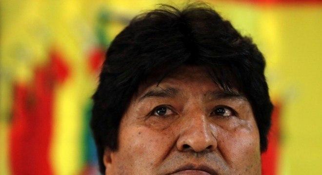 Evo Morales vive na Argentina após ter renunciado à presidência