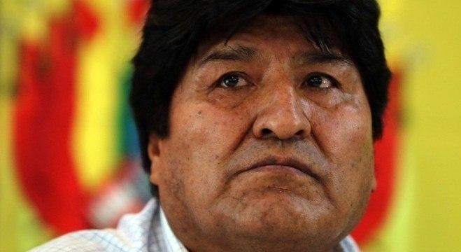 Morales encara denúncia por estupro e tráfico de pessoas