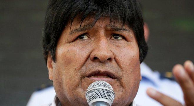 Evo Morales  é único remanescente de grupo de líderes de esquerda eleitos na América do Sul no início dos anos 2000
