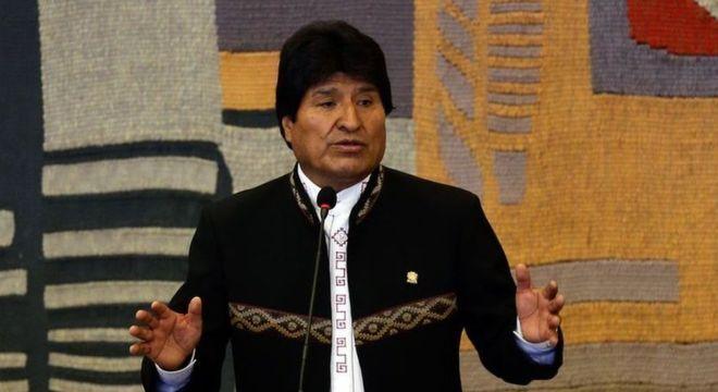 Evo Morales, ex-presidente da Bolívia, recebeu asilo na Argentina