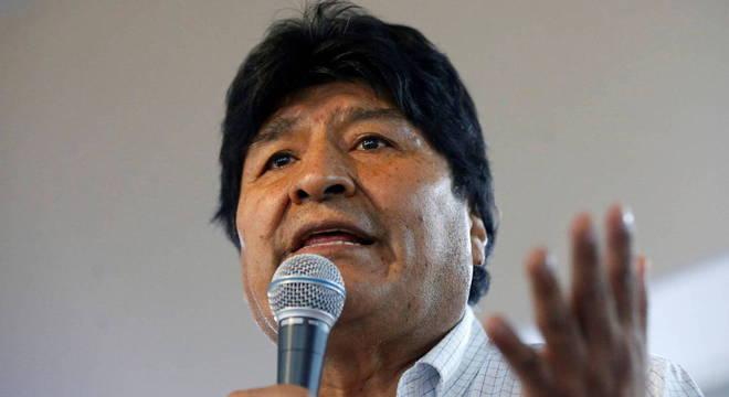 Ordem de prisão contra ex-presidente boliviano Evo Morales foi anulada