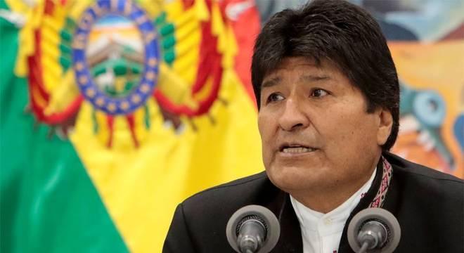 Evo Morales anunciou nesta quinta sua vitóriana Bolívia, mas pleito sofre contestações