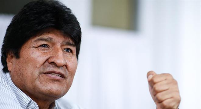 Morales renunciou ao cargo em novembro deste ano