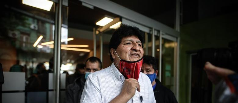 Evo Morales vive na Argentina desde novembro do ano passado