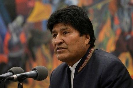 Evo Morales foi declarado vencedor em 1º turno