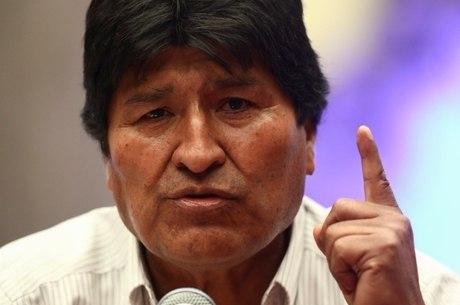 Ex-presidente da Bolívia, Evo Morales